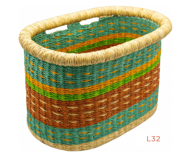 Baba Tree Handlebar Mounted Baskets Sydney L32 Rec
