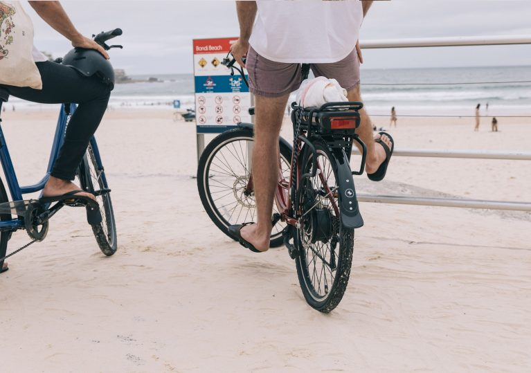 Chargeable E Bikes Melbourne Vic Australia