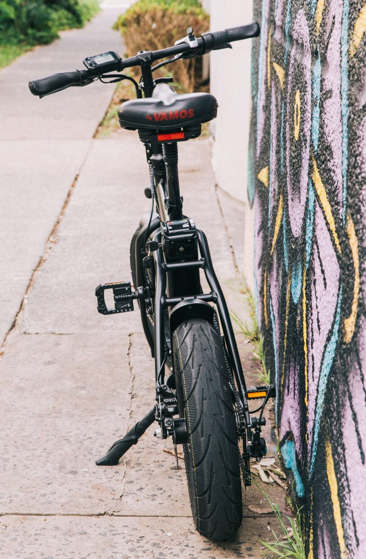 Collapsible Electric Bike Melbourne Vic Australia