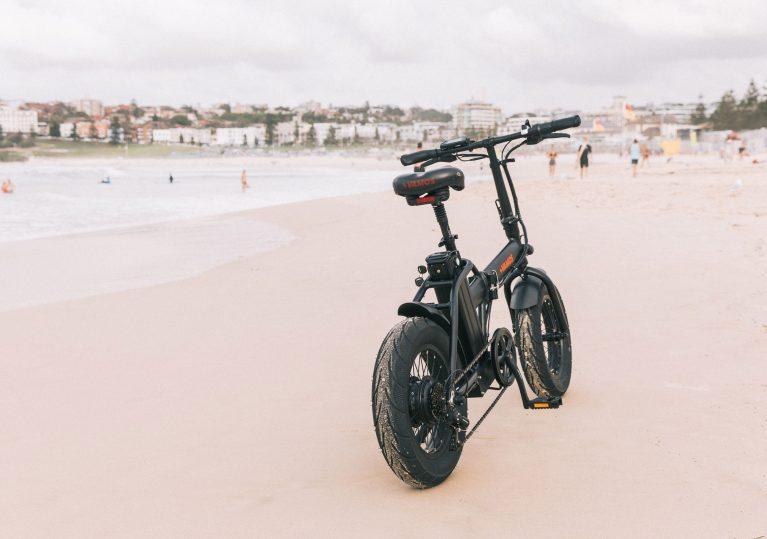 Electric Powered Collapsing Bike Sydney Nsw Australia