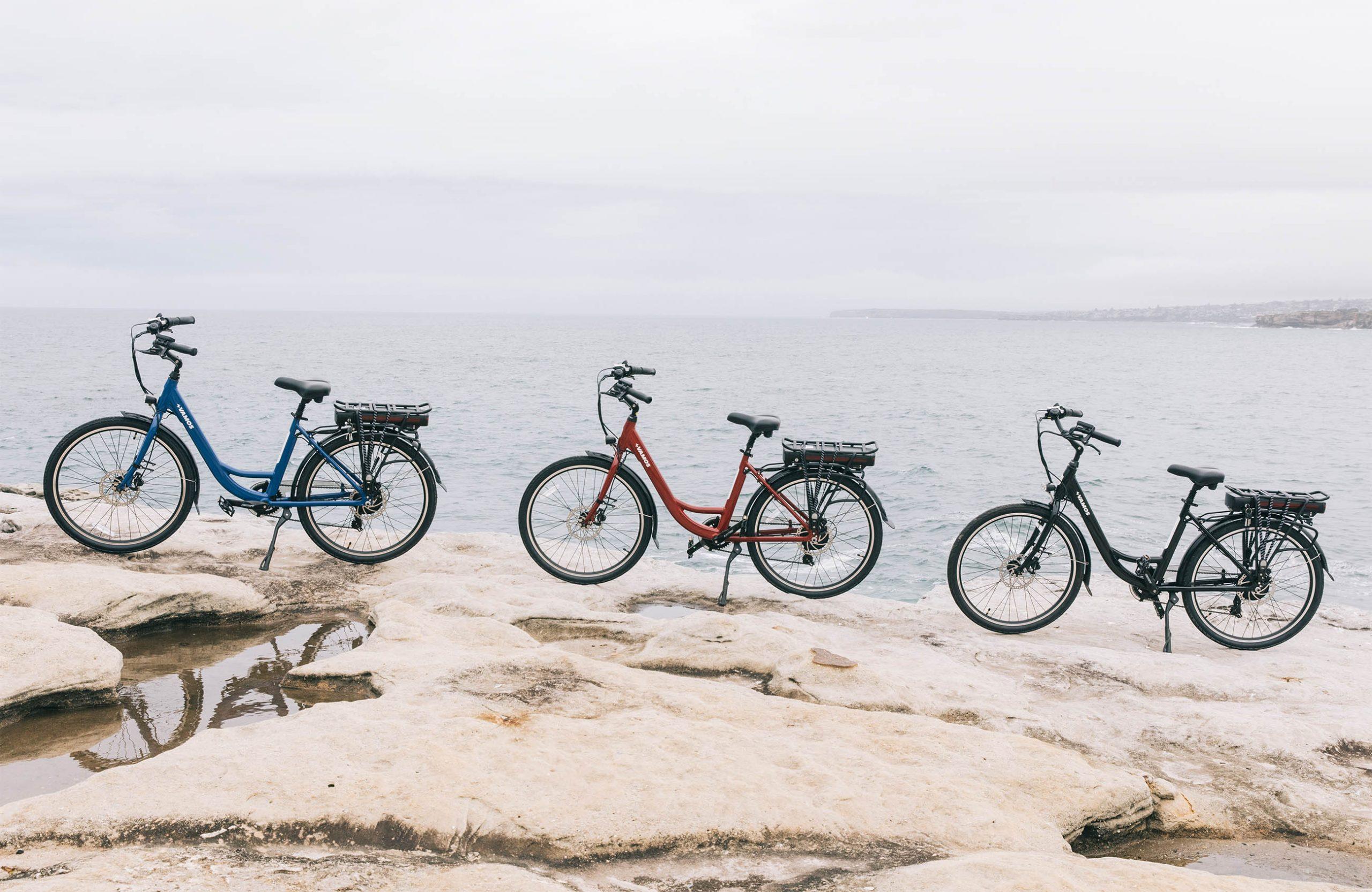 Vamos Bikes Electric Battery Powered Bicycles Sydney Nsw