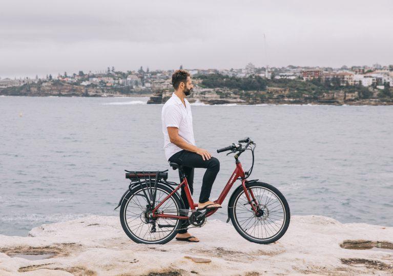 Electric Powered Bike Sydney Nsw Australia
