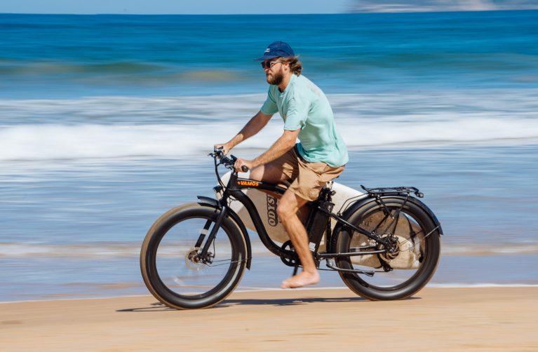 Fat Tyre E Bikes