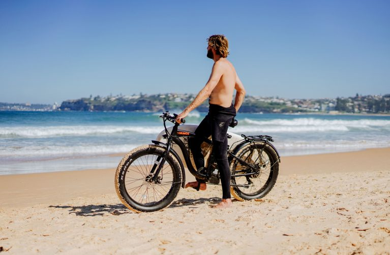 Fat Tyre Ebikes Sydney Australia