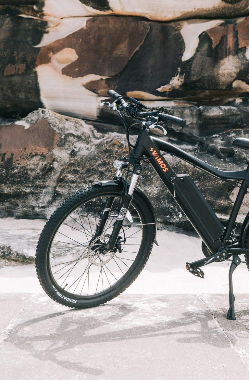 High Powered 500 Watt Motor Electric Bicycle Design Byron Bay